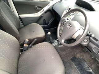 2005 Toyota Yaris YRS Hatchback.