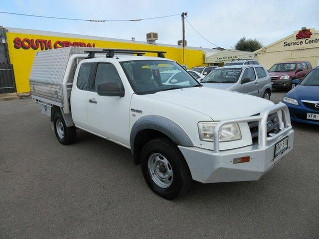 Used Ford Ranger XL (4x4), Morphett Vale, 2007 Ford Ranger XL (4x4) Super Cab Chassis