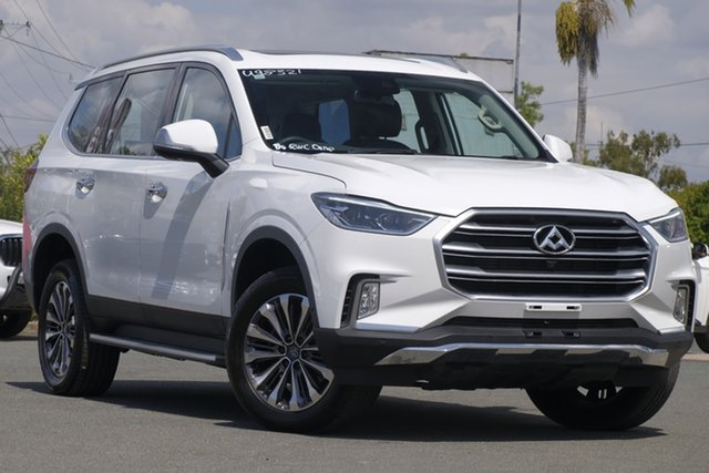 Used LDV D90 Luxe, Rocklea, 2019 LDV D90 Luxe Wagon