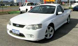 2007 Ford Falcon XR6 Ute Super Cab Utility.