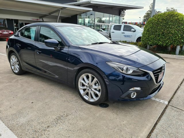Discounted Used Mazda 3 SP25 SKYACTIV-Drive GT, Yamanto, 2016 Mazda 3 SP25 SKYACTIV-Drive GT Sedan