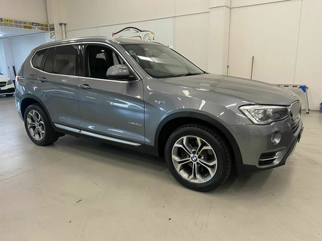 Used BMW X3 xDrive20i Steptronic, Bella Vista, 2015 BMW X3 xDrive20i Steptronic Wagon
