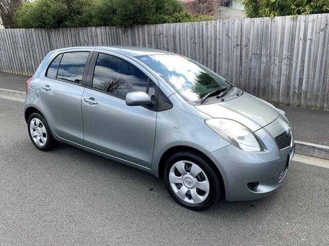 Used Toyota Yaris YRS, North Hobart, 2005 Toyota Yaris YRS Hatchback