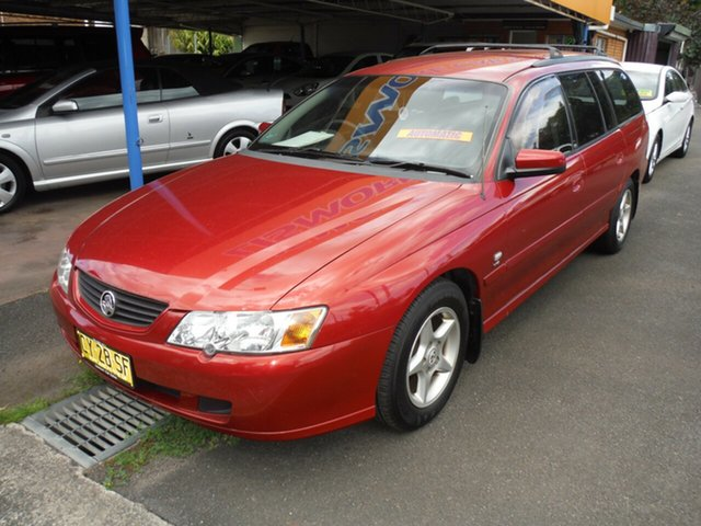 Used Holden Commodore Acclaim, East Lismore, 2004 Holden Commodore Acclaim VY II Wagon