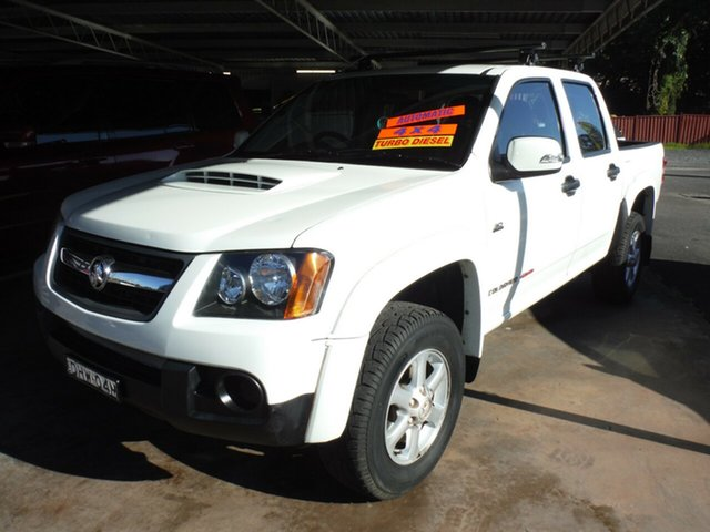 Used Holden Colorado LX-R (4x4), East Lismore, 2011 Holden Colorado LX-R (4x4) RC MY11 Crew Cab Pickup