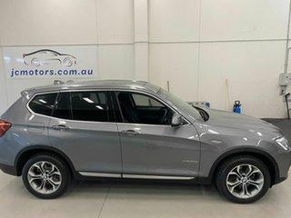 2015 BMW X3 xDrive20i Steptronic Wagon.