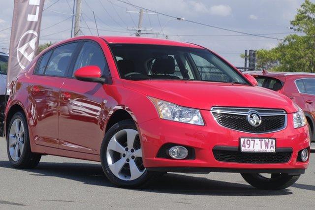 Used Holden Cruze Equipe, Bowen Hills, 2014 Holden Cruze Equipe Hatchback