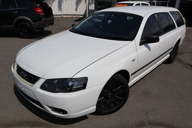 Used Ford Falcon XT, Moorooka, 2008 Ford Falcon XT Wagon
