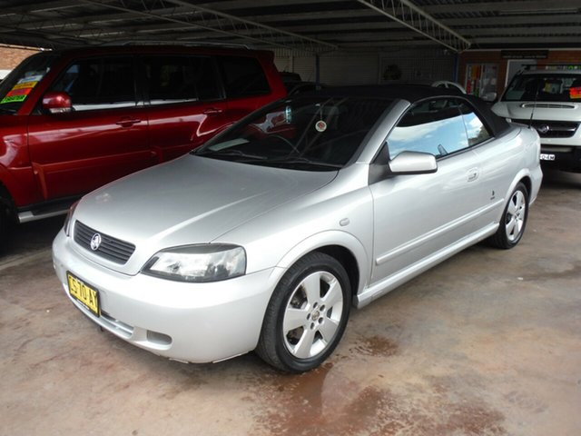Used Holden Astra Convertible, East Lismore, 2005 Holden Astra Convertible TS Convertible
