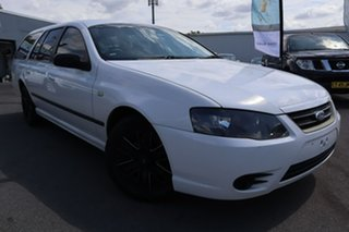 2008 Ford Falcon XT Wagon.