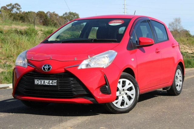 Used Toyota Yaris Ascent, Bathurst, 2018 Toyota Yaris Ascent Hatchback