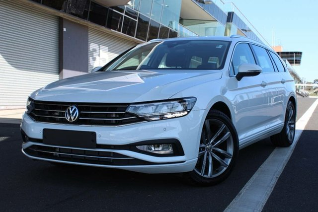 New Volkswagen Passat 140TSI Business, Bathurst, 2020 Volkswagen Passat 140TSI Business Wagon