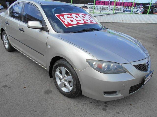 Used Mazda 3 Maxx, Springwood, 2008 Mazda 3 Maxx Sedan