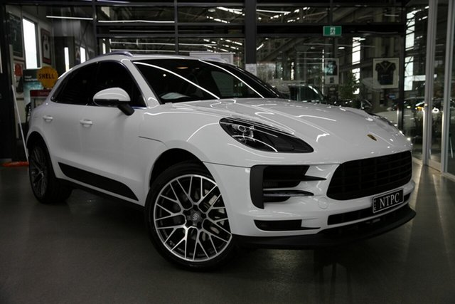 Used Porsche Macan S PDK AWD, North Melbourne, 2019 Porsche Macan S PDK AWD Wagon