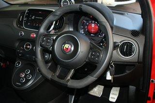 2019 Abarth 595 Competizione Dualogic Hatchback.