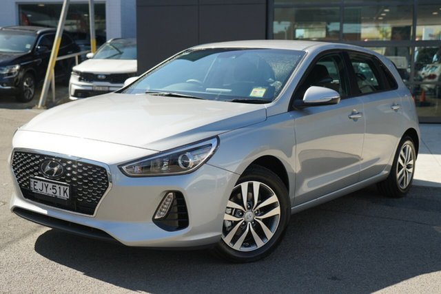 Demonstrator, Demo, Near New Hyundai i30, Brookvale, 2020 Hyundai i30 Hatchback