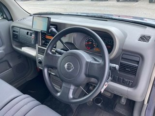 2004 Nissan Cube Cubic Wagon.