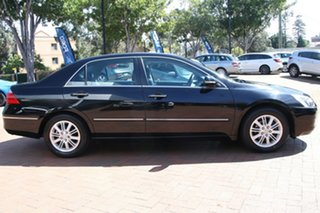 2007 Honda Accord V6 Luxury Sedan.