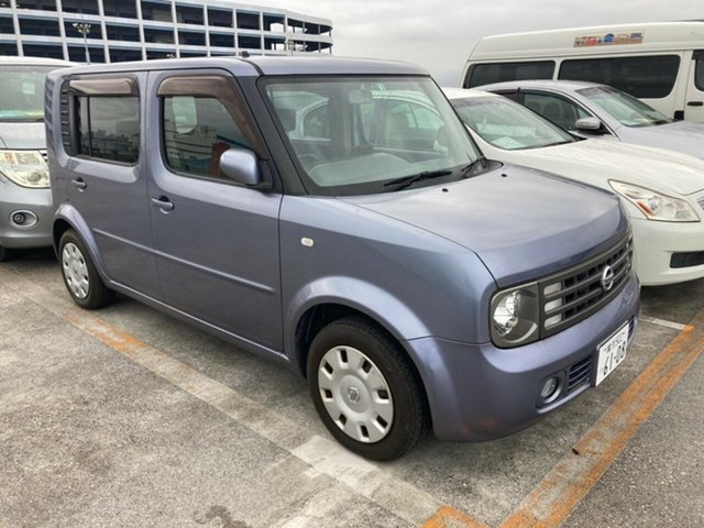Used Nissan Cube Cubic, Kingston, 2004 Nissan Cube Cubic Wagon