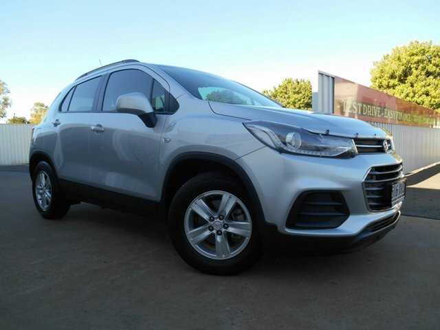 Used Holden Trax LS, Mount Isa, 2017 Holden Trax LS TJ MY18 Wagon