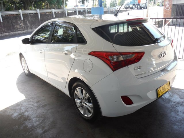 Used Hyundai i30 Active, East Lismore, 2016 Hyundai i30 Active GD4 Series 2 Hatchback