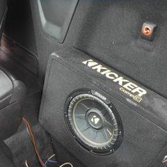 2008 Holden Ute SV6 Utility.