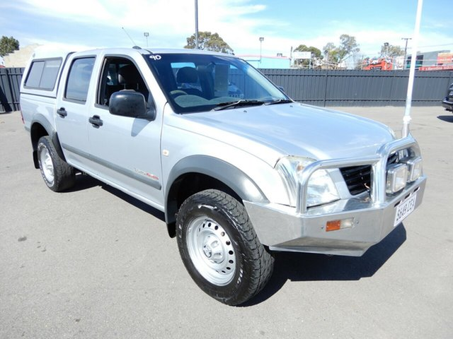 Used Holden Rodeo LX Crew Cab, Enfield, 2004 Holden Rodeo LX Crew Cab Utility