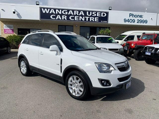 Used Holden Captiva 5 (4x4), Wangara, 2012 Holden Captiva 5 (4x4) Wagon
