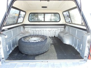 2004 Holden Rodeo LX Crew Cab Utility.