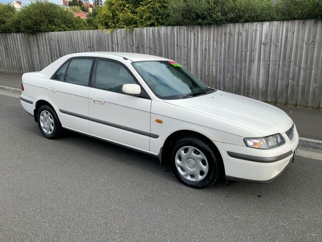 Used Mazda 626 Limited, North Hobart, 1997 Mazda 626 Limited Sedan