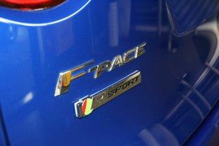 2018 Jaguar F-PACE R-Sport Wagon.