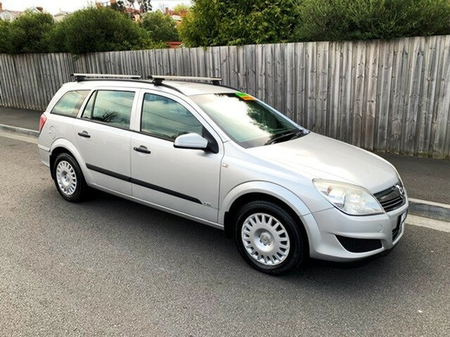 Used Holden Astra CD, North Hobart, 2008 Holden Astra CD Wagon