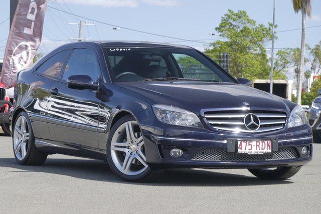 Used Mercedes-Benz CLC-Class CLC200 Kompressor, Rocklea, 2010 Mercedes-Benz CLC-Class CLC200 Kompressor Coupe