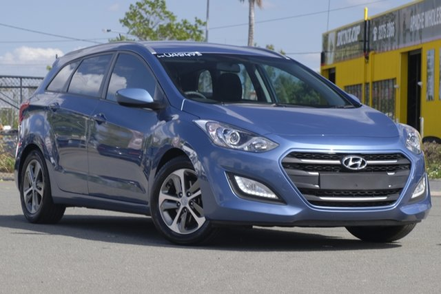 Used Hyundai i30 Active Tourer, Rocklea, 2015 Hyundai i30 Active Tourer Wagon