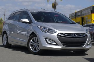 2014 Hyundai i30 Active Tourer Wagon.