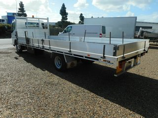 2010 Fuso Canter Tray Dropside.