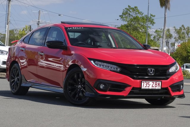 Used Honda Civic RS, Rocklea, 2017 Honda Civic RS Sedan