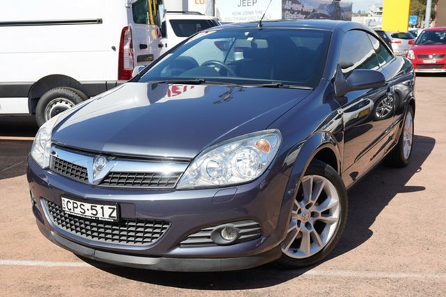 Used Holden Astra Twin TOP, Brookvale, 2007 Holden Astra Twin TOP Convertible