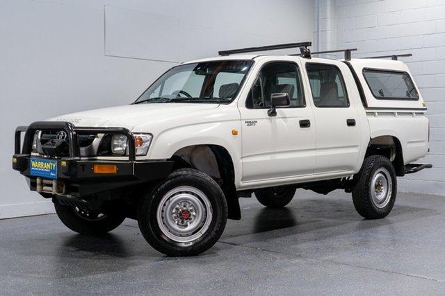 Used Toyota Hilux (4x4), Slacks Creek, 2002 Toyota Hilux (4x4) Dual Cab Pick-up