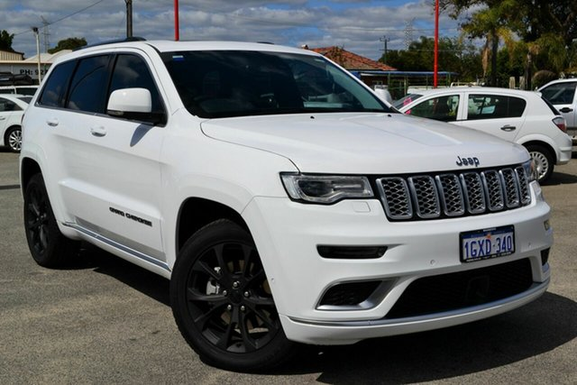 Used Jeep Grand Cherokee Summit, Bellevue, 2019 Jeep Grand Cherokee Summit Wagon