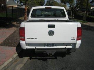 2013 Volkswagen Amarok TDI400 (4x4) Dual Cab Utility.