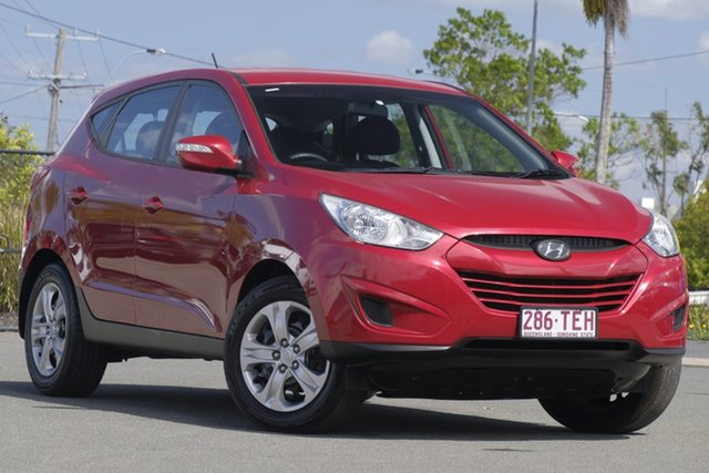 Used Hyundai ix35 Active, Rocklea, 2012 Hyundai ix35 Active Wagon