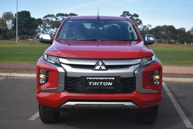 Demonstrator, Demo, Near New Mitsubishi Triton GLX-R Double Cab, Nailsworth, 2020 Mitsubishi Triton GLX-R Double Cab Utility