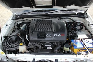 2008 Toyota Hilux SR 4x2 Cab Chassis.