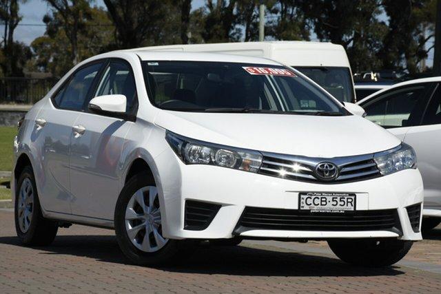 Used Toyota Corolla Ascent S-CVT, Warwick Farm, 2015 Toyota Corolla Ascent S-CVT Sedan