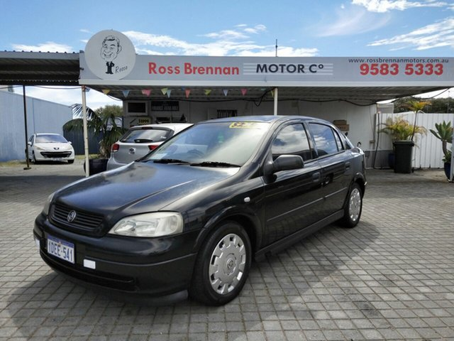 Used Holden Astra Classic, Mandurah, 2004 Holden Astra Classic TG Hatchback