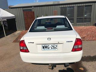 2000 Mazda 323 Protege Sedan.