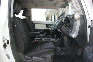 2015 Toyota FJ Cruiser Wagon.