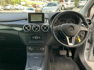 2014 Mercedes-Benz B200 CDI Hatchback.