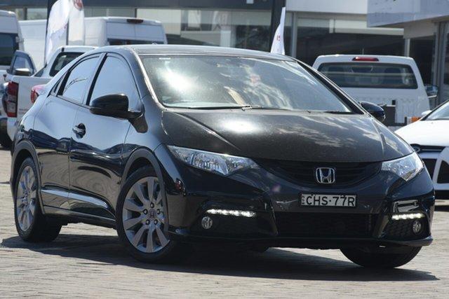 Used Honda Civic VTi-L, Warwick Farm, 2012 Honda Civic VTi-L Hatchback